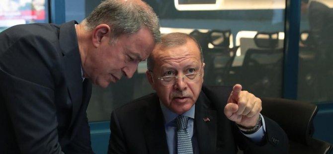 Erdoğan: Ben Buna Savaş Diyebilirim