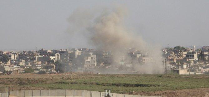 YPG/PKK'dan Sivillere Saldırı