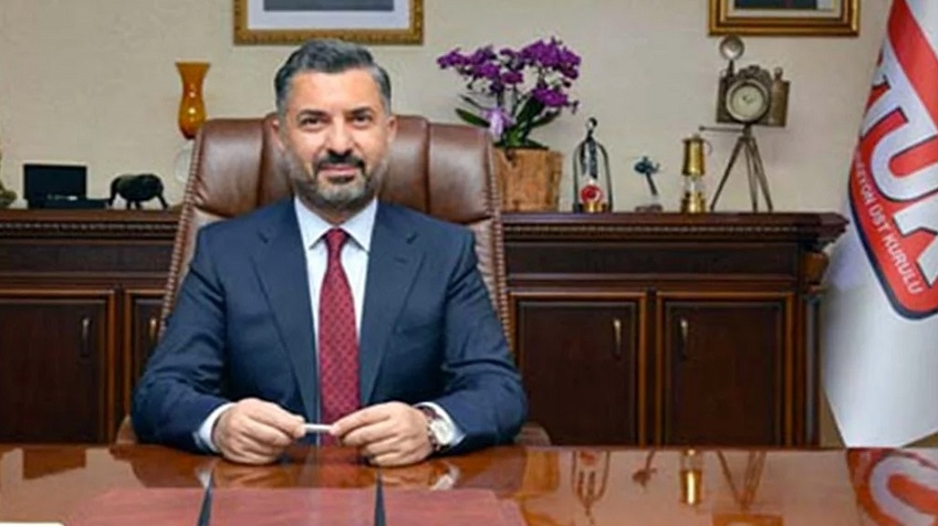 RTÜK'ten istifa Açıklaması