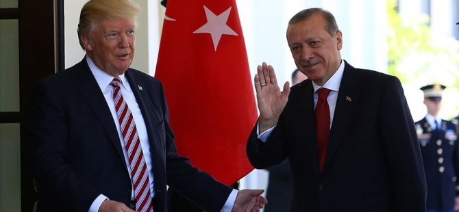 Erdoğan, ABD Ziyaretinin Detaylarını Paylaştı
