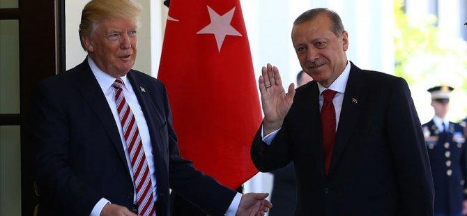 Erdoğan Washington'da