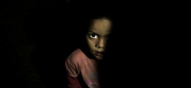 Yemen'deki Savaşın Mağduru Çocuklar