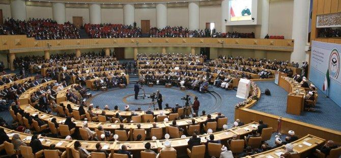 Bağdat'ta İslami Vahdet  Konferansı