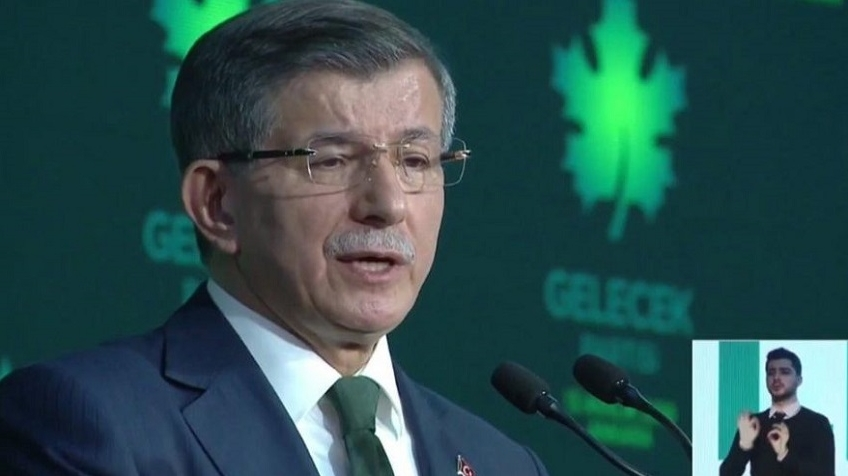 Davutoğlu'ndan Bahçeli'ye Öcalan Göndermesi!