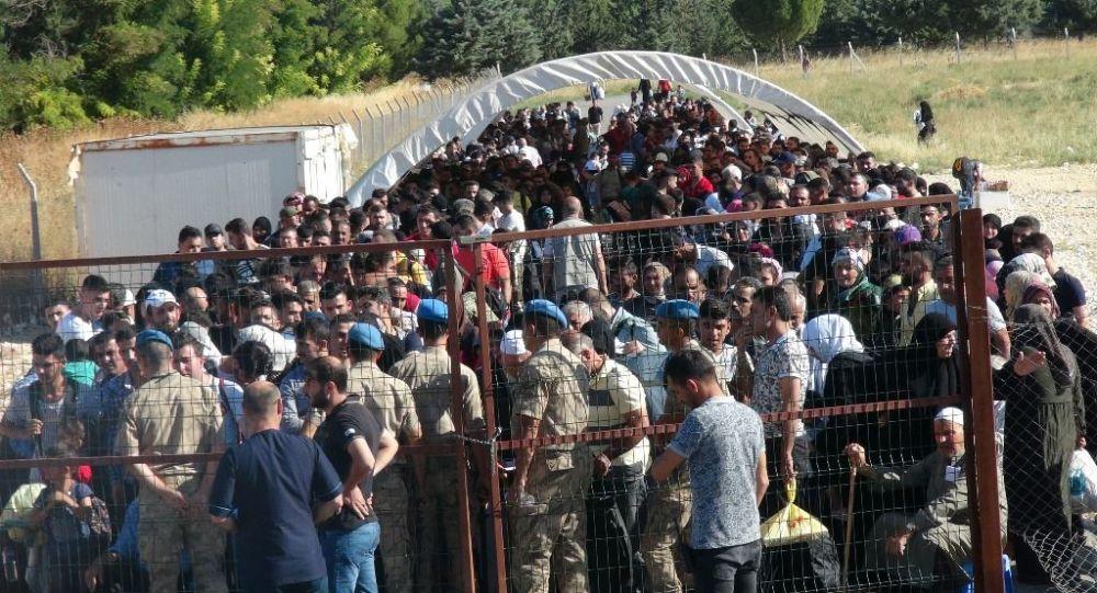 İdlib'den 3 Günde 47 bin Svil Daha Göç Etti