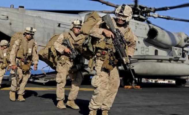 Alman Askeri Irak'tan Uzaklaşıyor