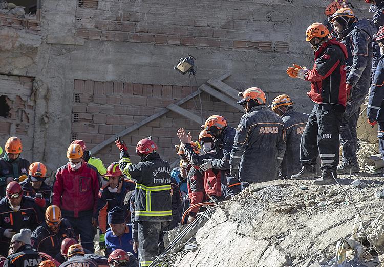 Elazığ'daki Depremde  Son Durum