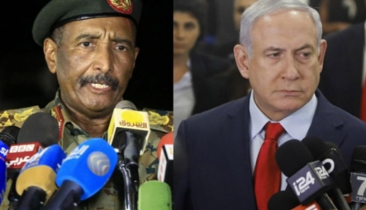 Sudan-İsrail Görüşmesinde BAE İddiası