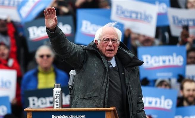 Demokratlar  Yarışında Sanders Önde