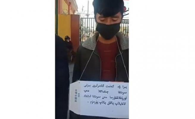 Çin'den Doğu Türkistanlılara Onur Kırıcı Ceza