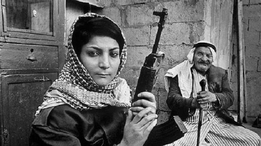 Leyla Halid:  Türkiye Ordusunu Filistin'e Göndermeli