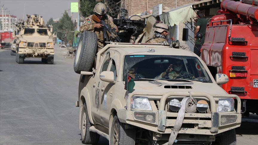 Afganistan'daki  Karakola Saldırı