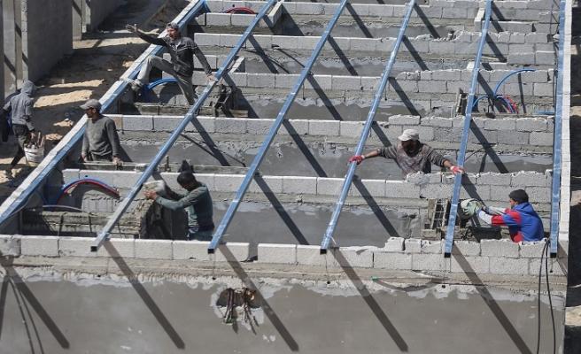 Gazze'de  1000 Karantina Odası Hazırlanıyor