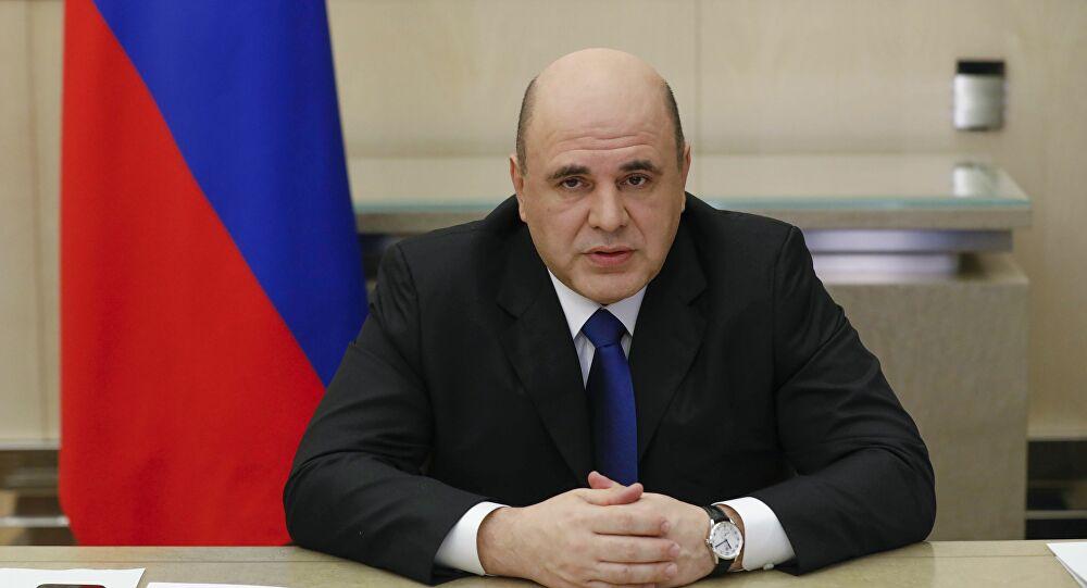 Rusya Başbakanı Mişustin, Koronavirüse Yakalandı