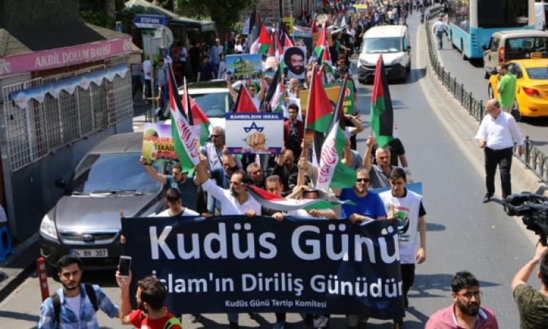 Dünya Kudüs Günü'nde Hangi Faaliyetler Yapılabilir?