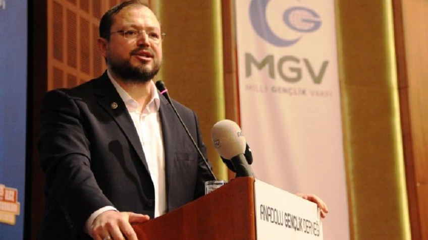 AGD Başkanı Salih Turhan İmamoğlu'na Tepki Gösterdi