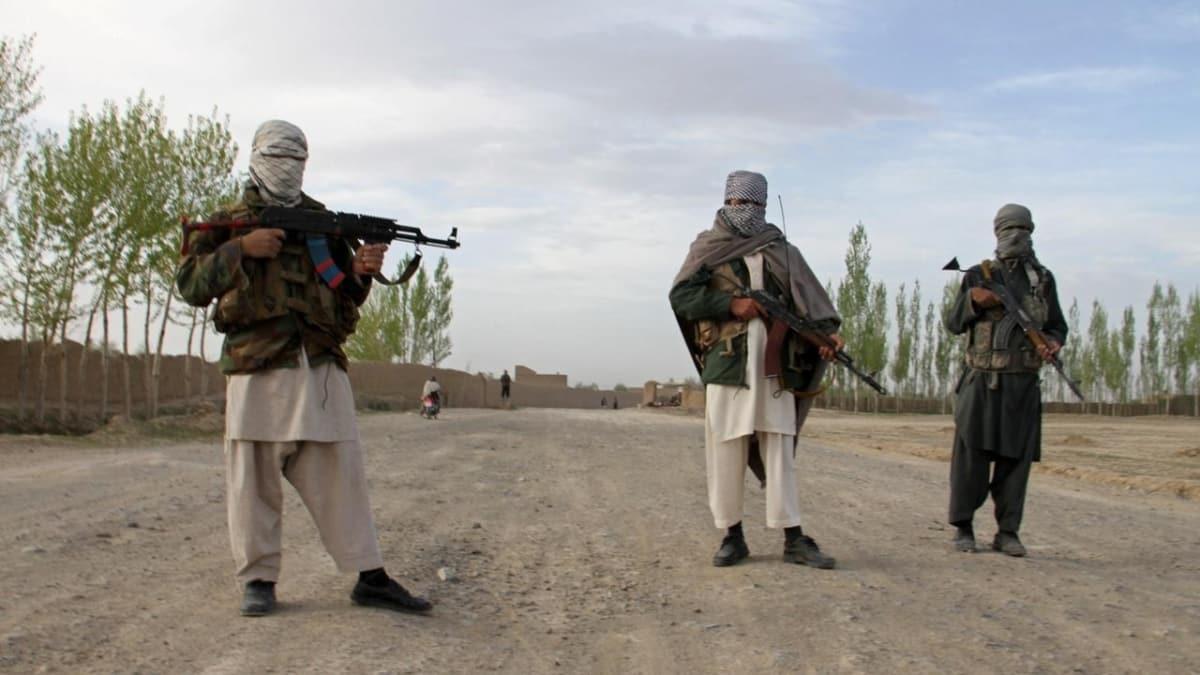 Afganistan'dan Taliban Üyesi Kararı