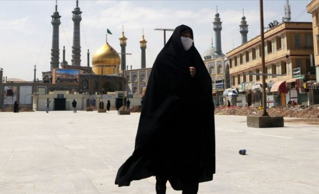 İran 'dan Maske Kararı