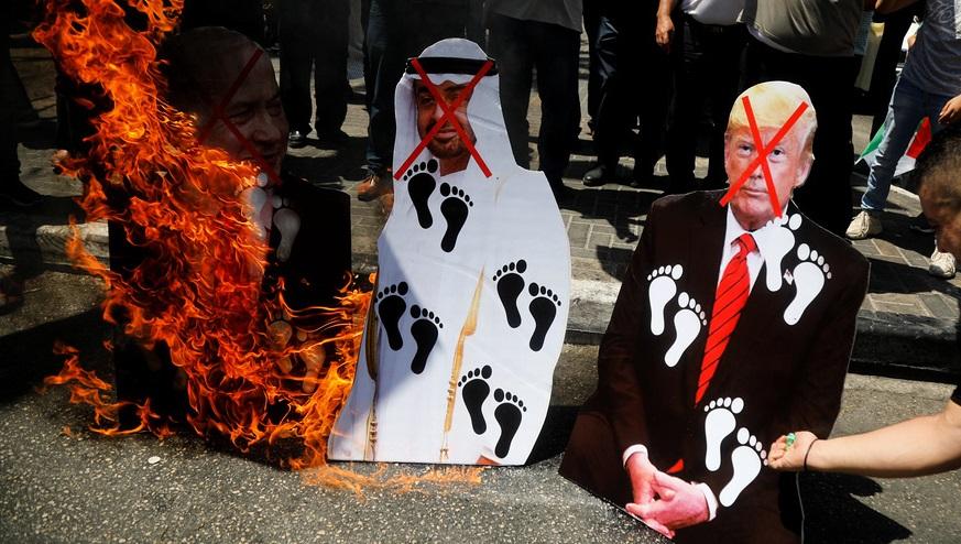 BAE-İsrail İhanet Anlaşması