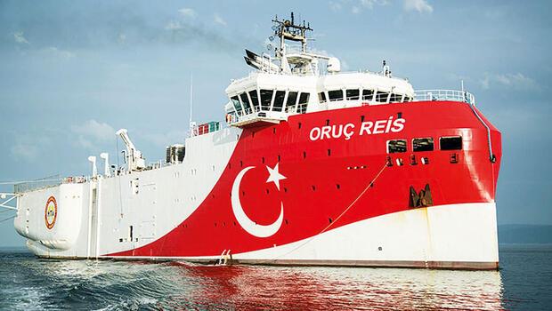 Doğu Akdeniz'de Türkiye'ye  Karşı Birleştiler