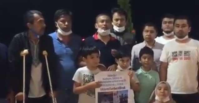 Uygur Türkleri, Ankara'ya Alınmadı!