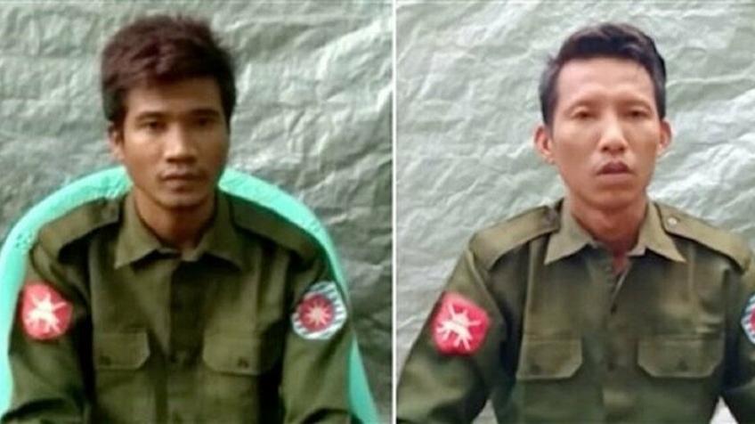 Myanmar'lı  Askerden Soykırım İtirafı