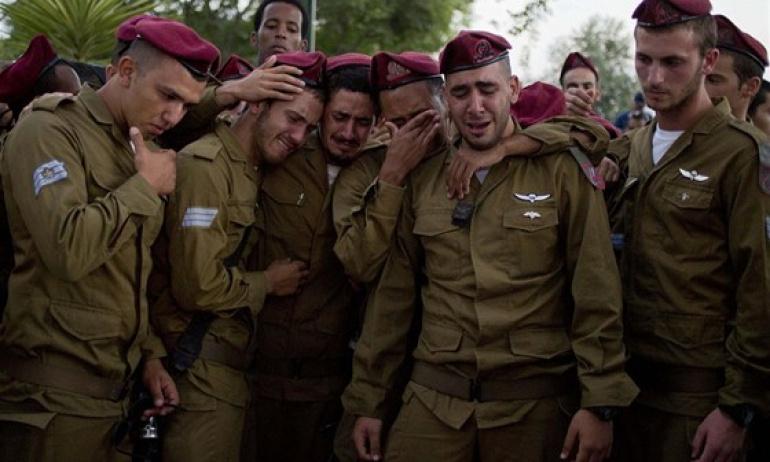 Siyonist Askerlerin Psikolojisi Bozuk