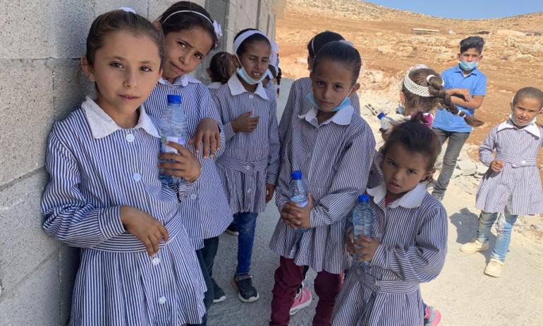 Filistinli Çocukların Eğitimine Engel