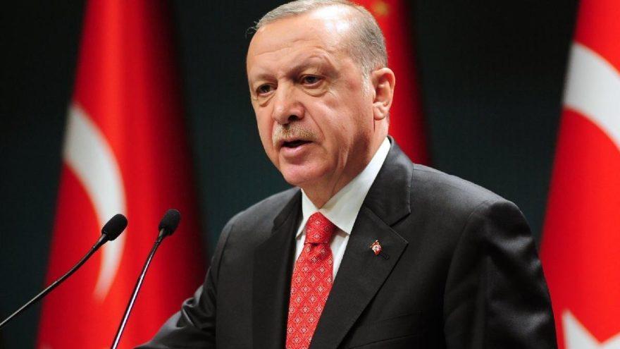 Erdoğan'dan Son Dakika yeni Harekat Mesajı