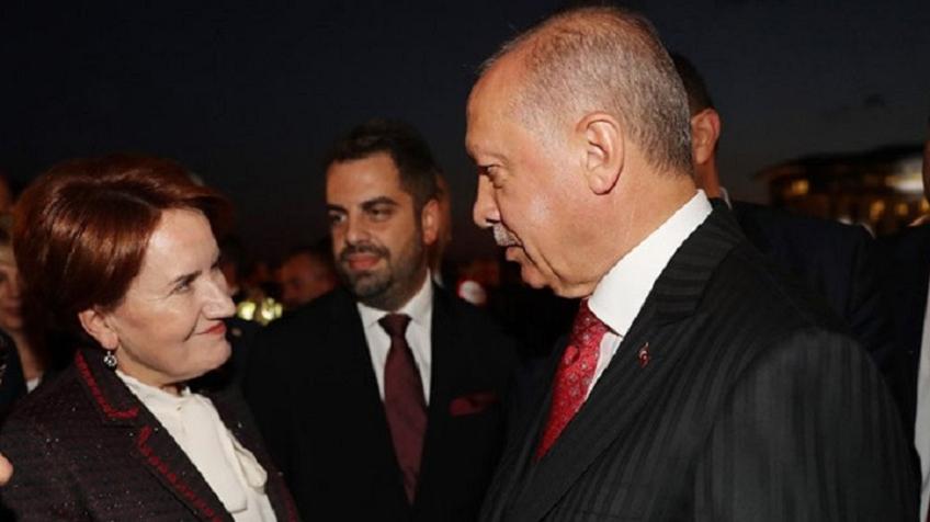İYİ Parti, Ak Parti ile Koalisyon Kuracak
