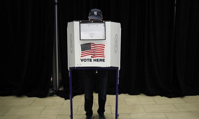 ABD Seçimi Avrupa'da da Yakından İzleniyor