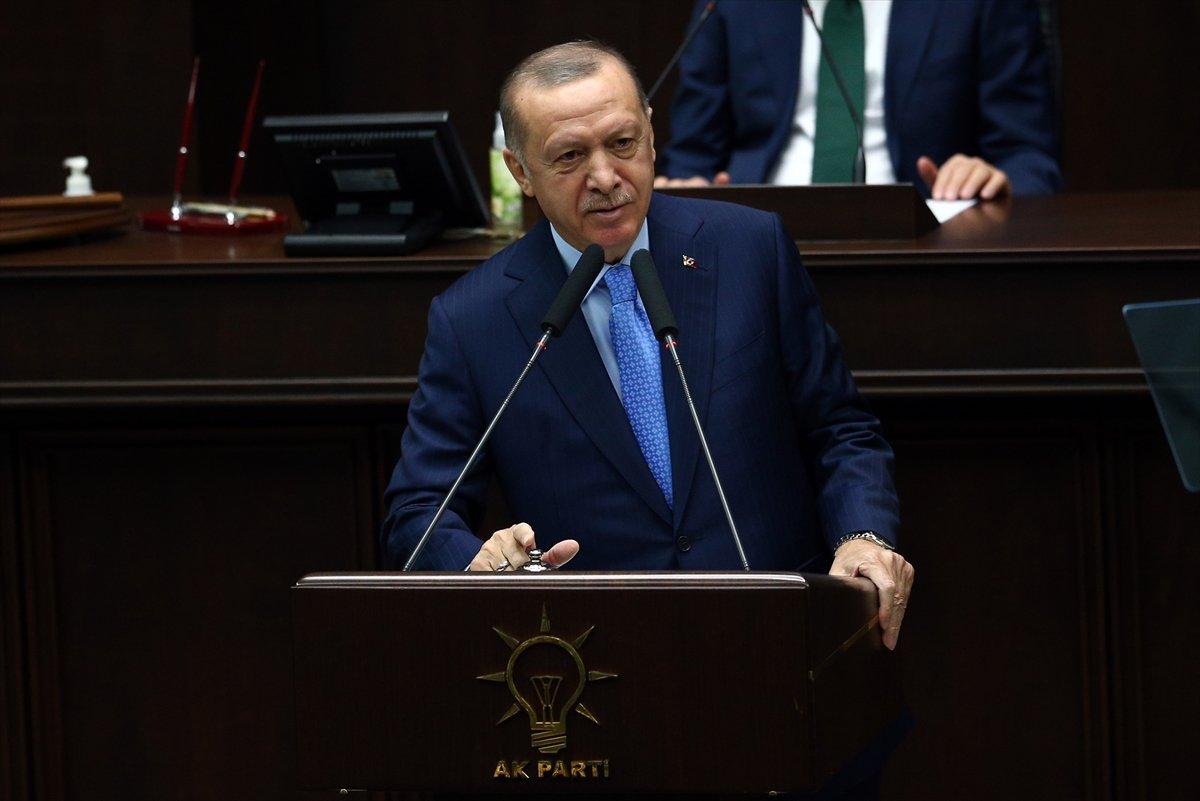 Erdoğan'dan Cafe Açıklaması