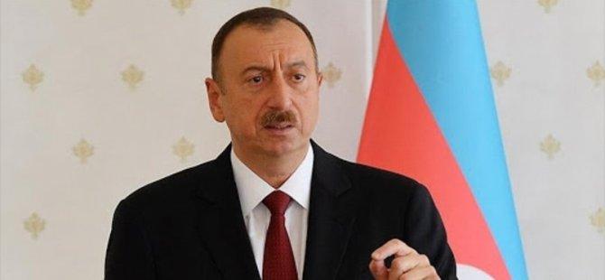 Aliyev'den İran Açıklaması
