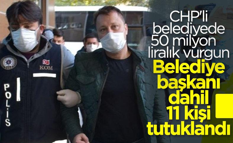 CHP'li Menemen Belediye Başkanı Tutuklandı
