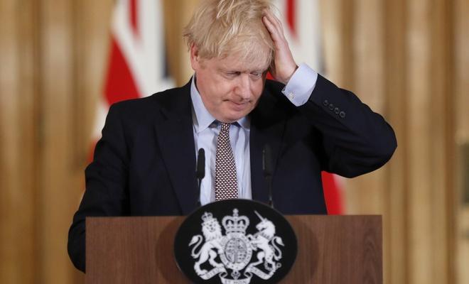 Avrupa'nın Hasta Adamı Boris Johnson