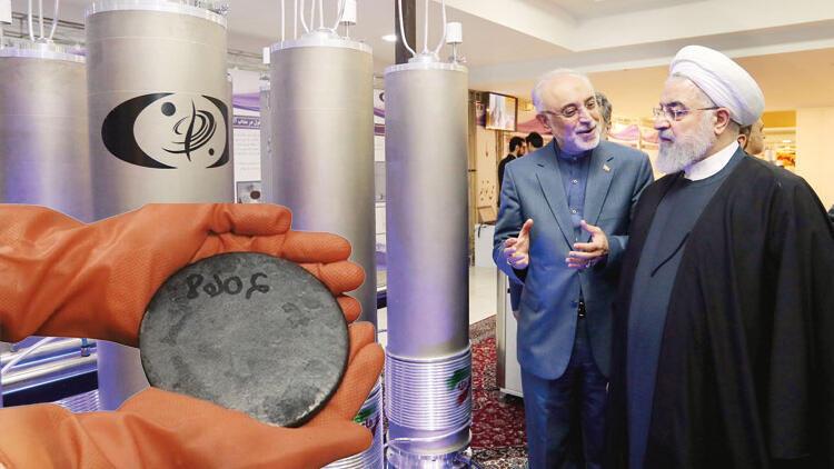 İran, Uranyum Zenginleştiriyor