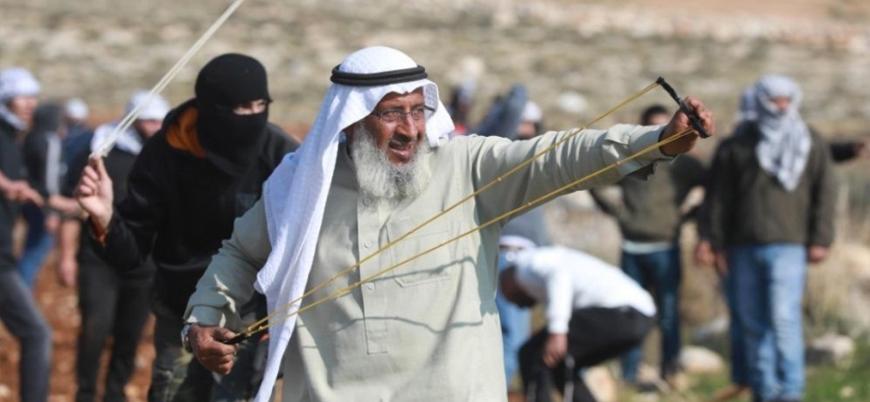 Filistinli Yaşlı Adam Tutuklandı
