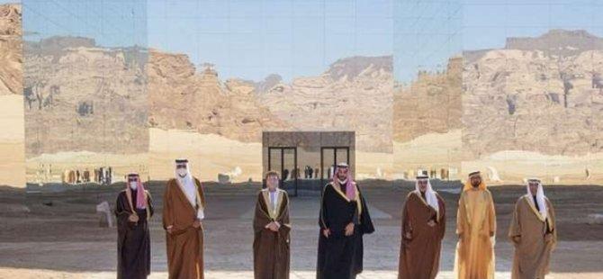 Katar'dan, Suud'un Türkiye ve İran ile İlişkileri İçin Arabuluculuk Mesajı