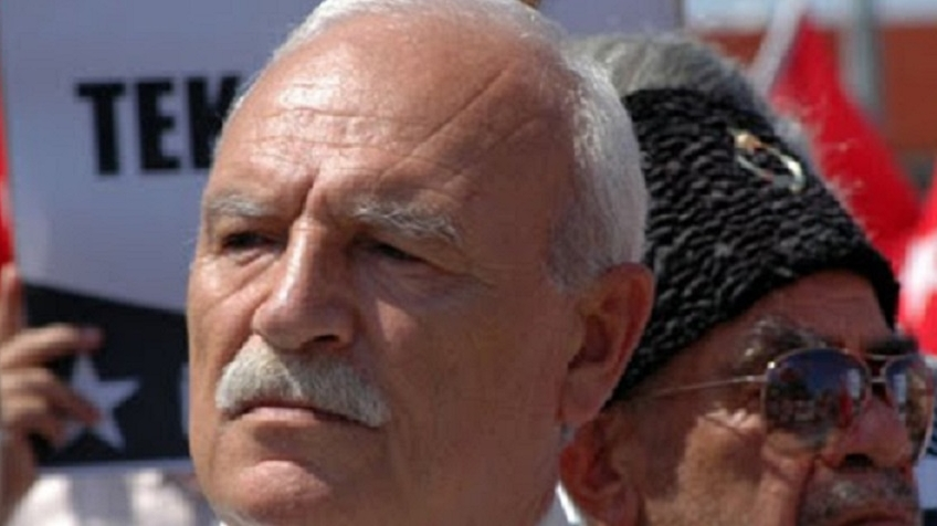 Doğu Perinçek'in Vatan Partisi'nde istifa