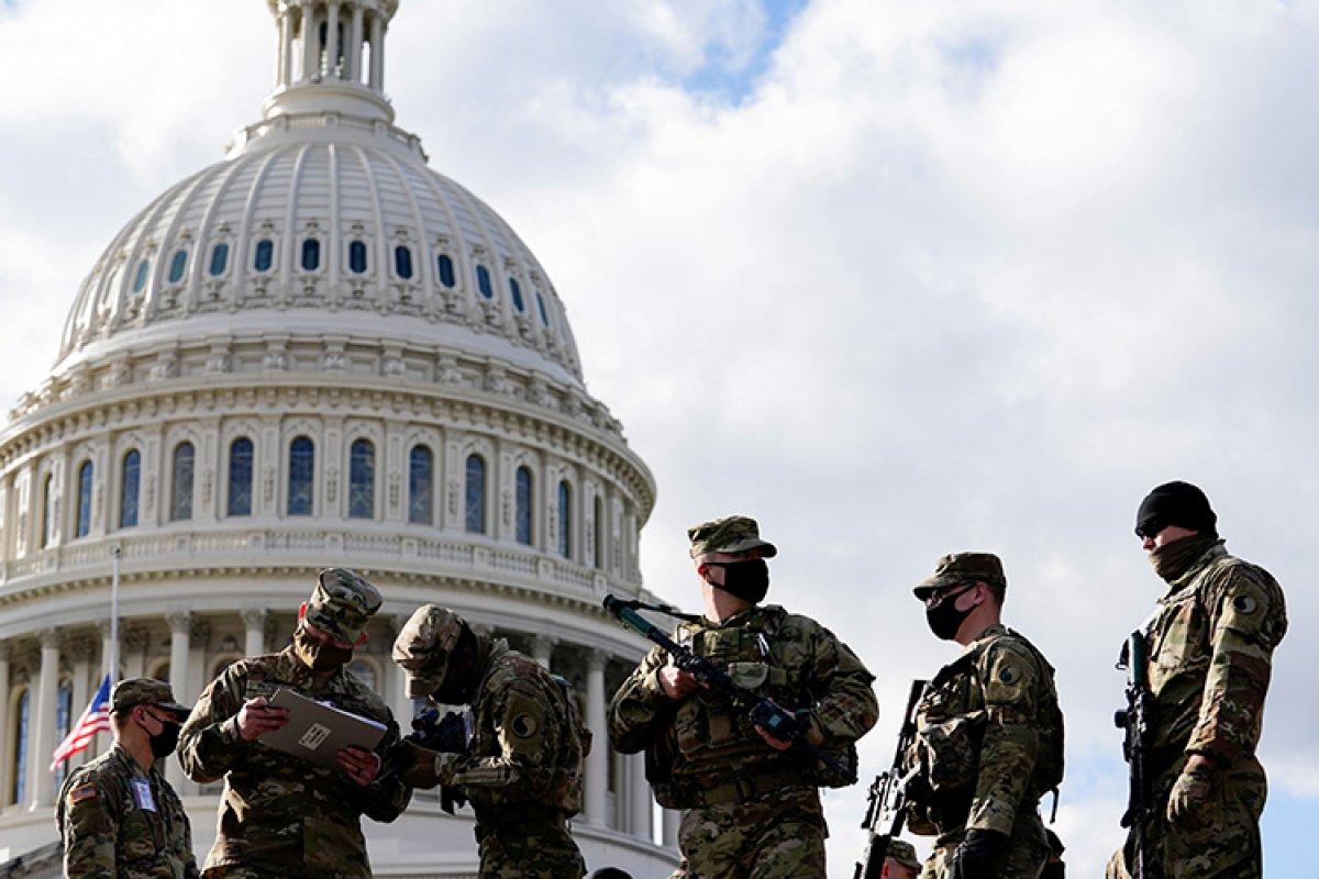 ABD'de Güvenlik Hat Safada