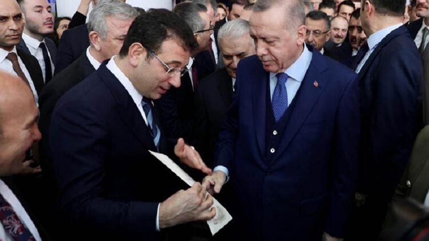 'İmamoğlu, Erdoğan'dan iki Talepte Bulundu'