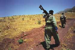 PKK ile KDP Arasında Çatışma İddiası