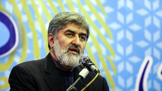 Ali Mutahhari  Cumhurbaşkanı Adaylığını Açıkladı