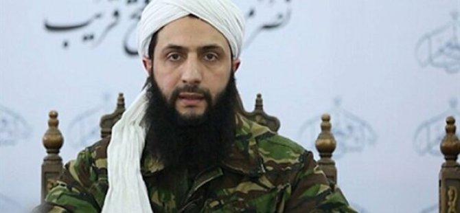 Nusra Lideri: ABD İle Ortağız