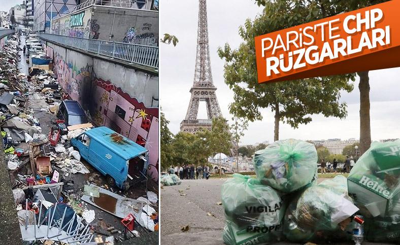 Paris CHP'ye Özendi !