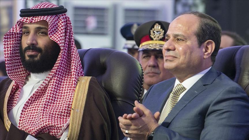 Prens Selman ile Sisi  Birlikte Tatilde