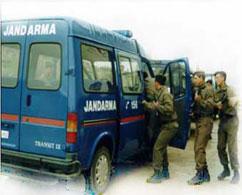 İçişleri'nden Jandarma Açıklaması
