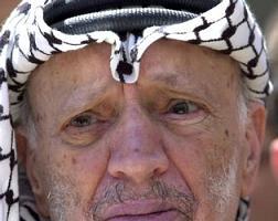 Yaser Arafat'ın mezarı Kudüs'e taşınacak