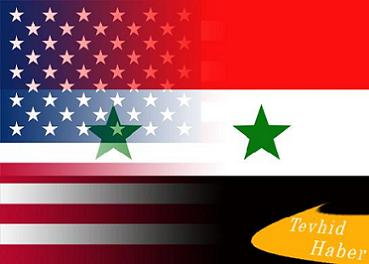 ABD Suriye'ye mi Girecek ?