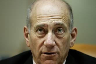 Ehud Olmert'in Cezası 18 Aya Düşrüldü